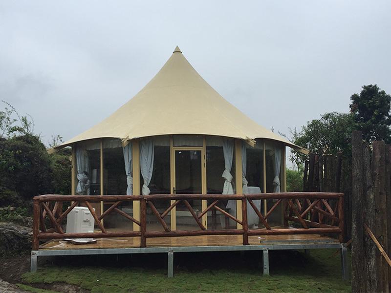 半圆篷房定制_选购实惠的篷房,就来格拉丹有限公司