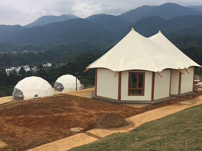 销量好的帐篷酒店在哪里可以买到_广州60米跨度帐篷