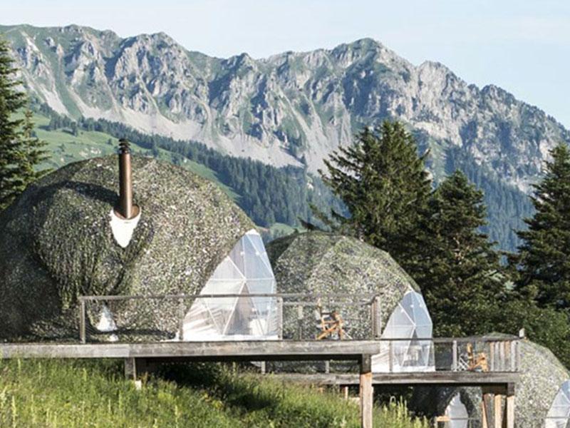 酒店帐篷,球形帐篷酒店,帐篷酒店设计优选格拉丹帐篷