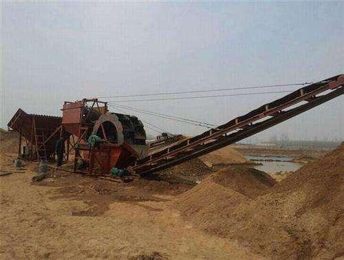 水轮式洗沙机厂家-玉石环保提供质量好的水轮式洗沙机