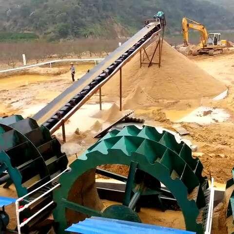 沙石分离设备价格-潍坊哪里有卖质量好的沙石分离机