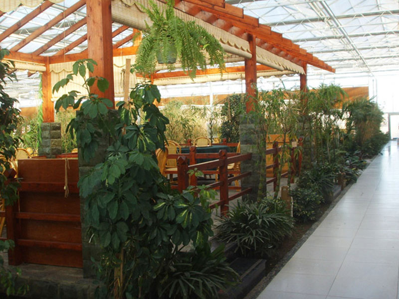 专业承建生态餐厅-潍坊生态餐厅报价