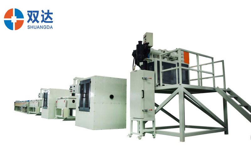 硅胶管生产线