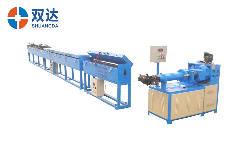 硅胶电缆生产线