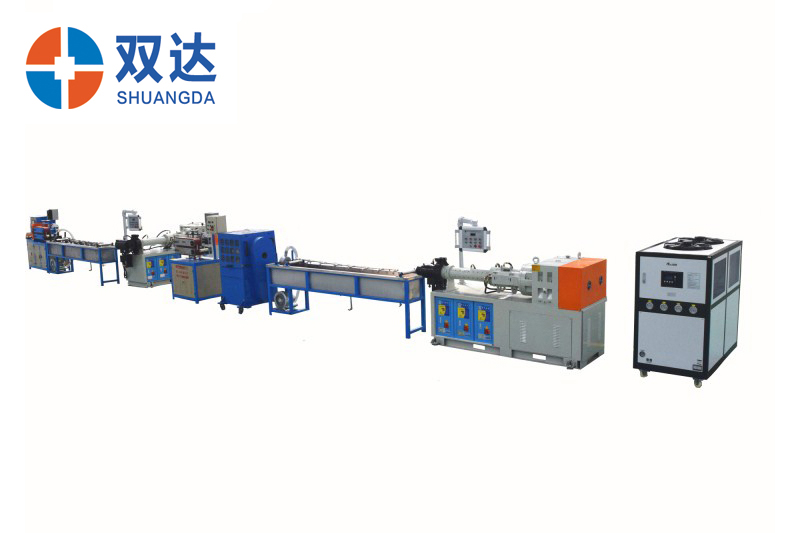 河北双达橡塑机械销钉橡胶管生产线厂家|加工销钉橡胶管生产线