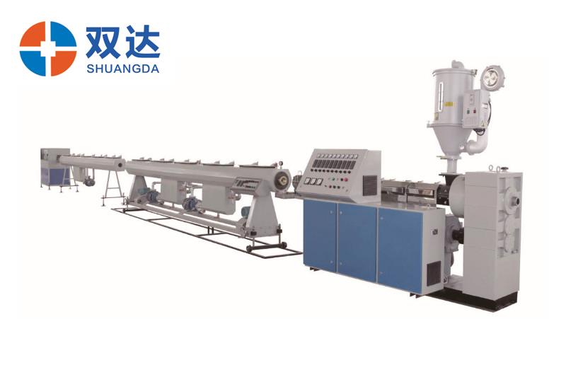 塑料管生产线