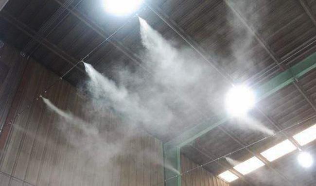 调蓄池除臭项目认准广州铭田喷雾设备,雨水泵站和调蓄池除臭设备厂家