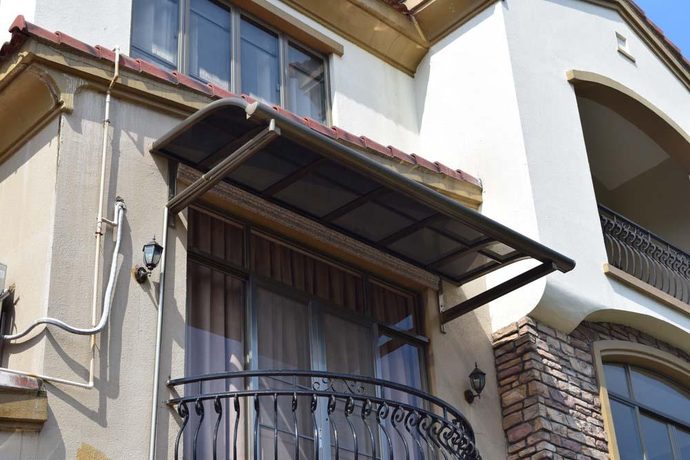 铝合金遮阳棚自动室户外阳台档雨蓬窗棚欧式防雨棚 厂家批发