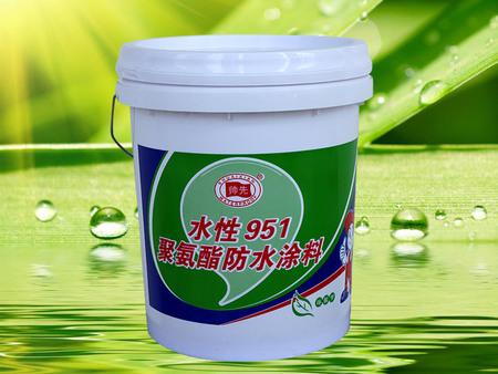 山西水性951聚氨酯防水涂料-供应山东实用的水性951聚氨酯防水涂料