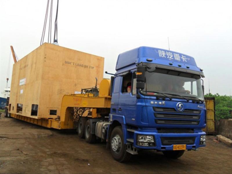 广州超重运输,广东超重运输,广州特种设备运输优选广州惠海物流