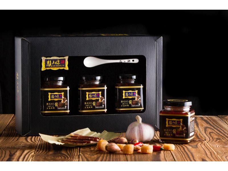 新疆XO酱-一赖食品-服务好的港式XO酱经销商