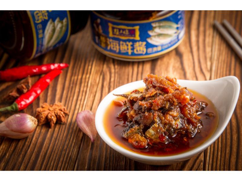 巴浪鱼海鲜酱招商-泉州有口碑的巴浪鱼海鲜酱供应商