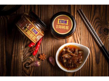江西秋公鱼海鲜酱-泉州哪里有口碑好的秋公鱼海鲜酱供应