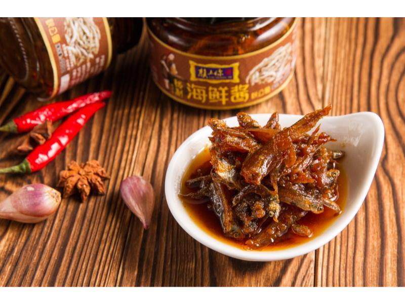 海南秋公鱼海鲜酱|泉州高品质秋公鱼海鲜酱哪里买