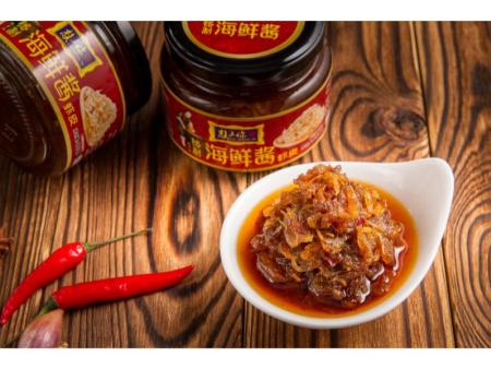 江苏虾皮海鲜酱|哪里能买到放心的虾皮海鲜酱