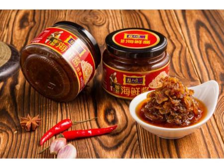 福州虾皮海鲜酱-供应泉州有口皆碑虾皮海鲜酱