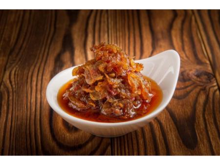 虾皮海鲜酱批发-划算的虾皮海鲜酱-一赖食品供应