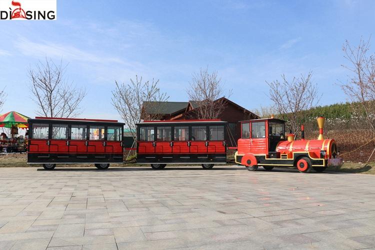 供应武汉蒂森科技实惠的观光小火车|柳州观光小火车