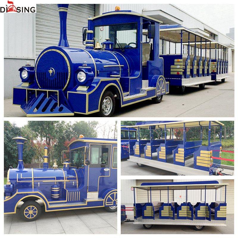 湖北专业可靠的观光小火车供应商,推荐观光小火车