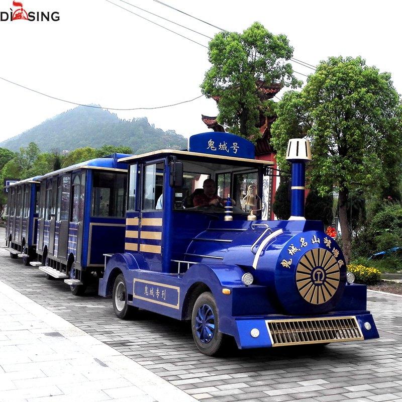 购买有口碑的观光小火车当选武汉蒂森科技-黄山观光小火车