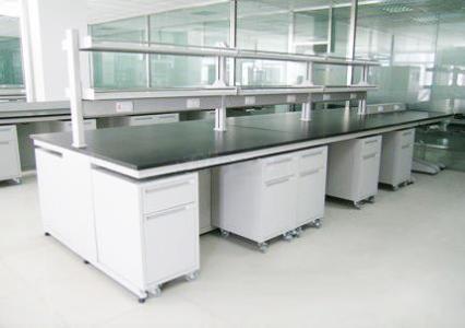 青岛全钢实验台生产厂家-中诚实验室设备专业生产钢木实验台