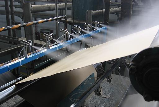 莆田纸箱厂喷雾加湿器,瓦楞纸箱厂加湿器
