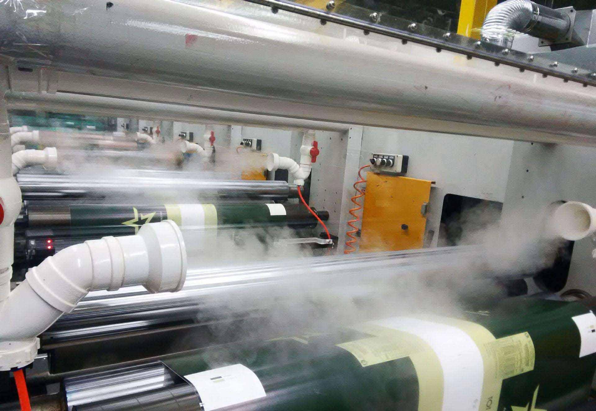 福州纸箱厂加湿器、喷雾加湿除静电