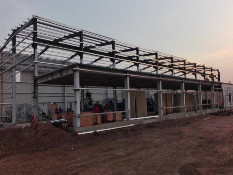 【中东建筑】烟台钢结构 烟台钢结构安装
