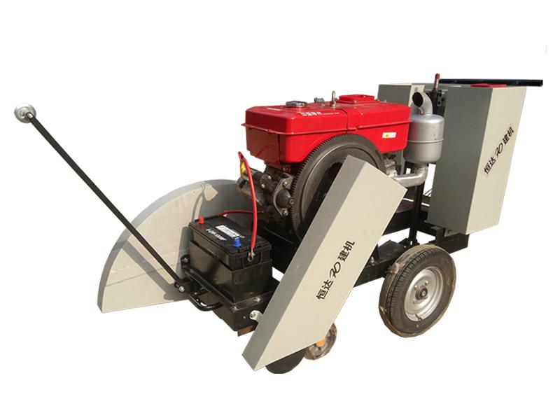 【厂家推荐】质量良好的路面切割机动态 自走柴油切缝机