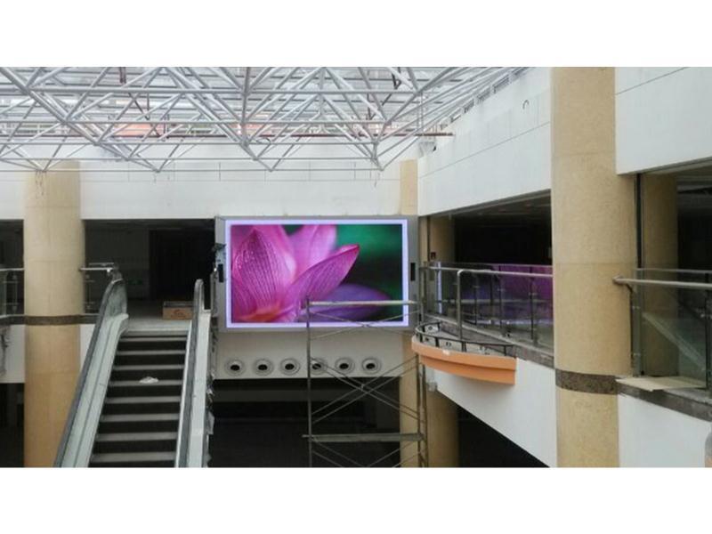 P4室內表貼全彩廠家當選晟彩光電_LED顯示屏LED廣告屏