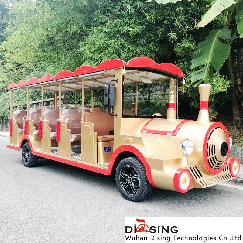 武汉蒂森?#33805;?#21475;碑好的观光小火车供应,具有价值的景区观光小火车