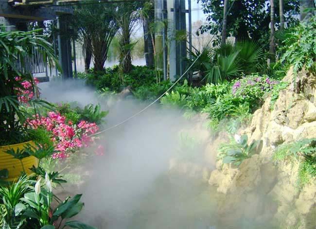物超所值的雾森系统批发游乐场喷雾降温人造雾