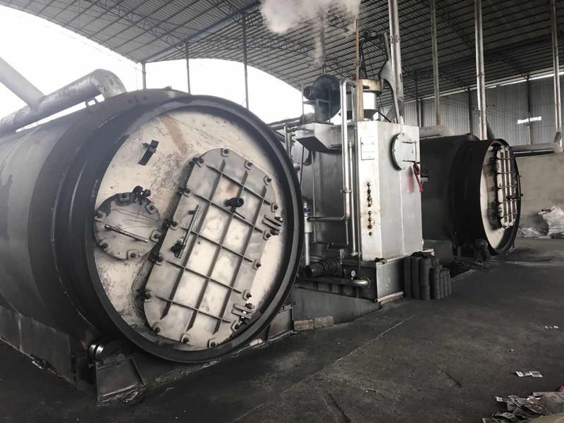 轮胎炼油设备厂家——性价比高的轮胎小型炼油环保炼油供应信息