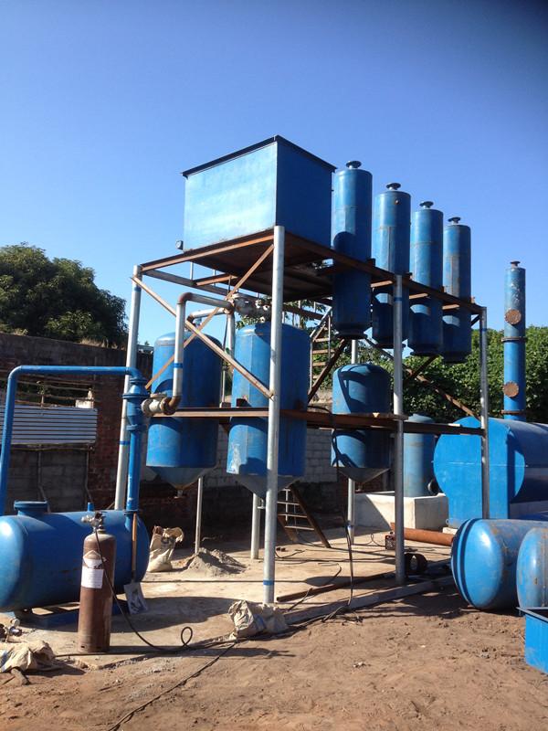 废机油提炼柴油上哪买比较好 废机油提炼柴油合法吗