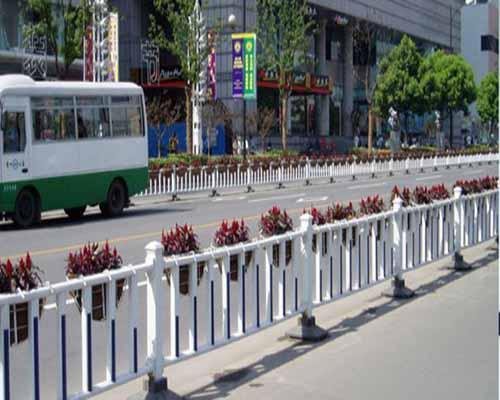 浙江优惠的城市道路护栏销售 象山马路隔离护栏厂家