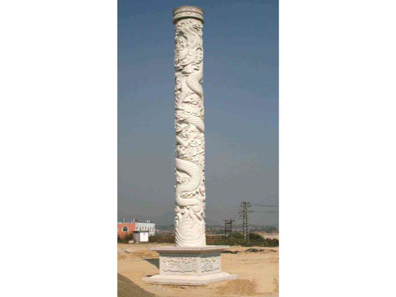 文化柱價錢如何,精湛的文化柱盡在藝翔石業