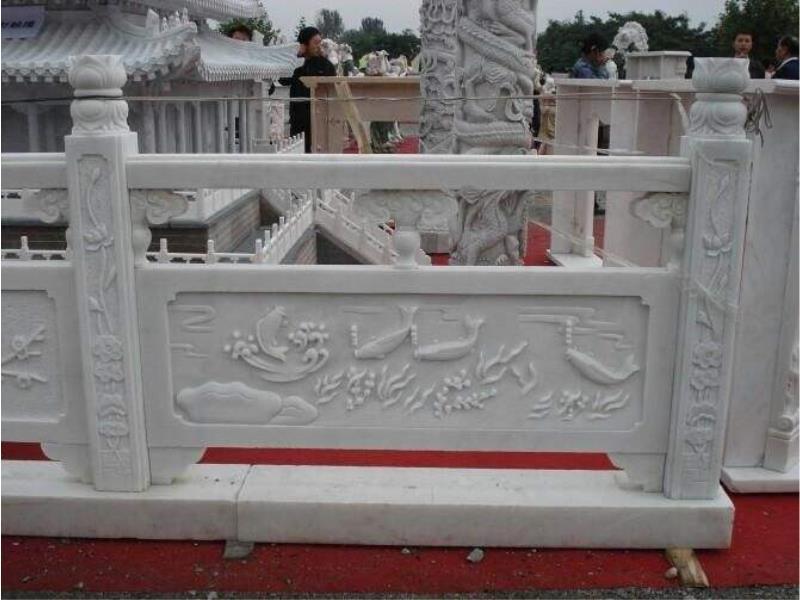 泉州欄桿雕刻專業供應 河北欄桿雕刻