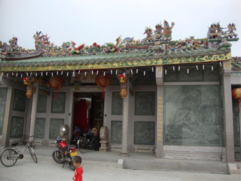 精巧别致的园林古建供应-泉州寺庙古建