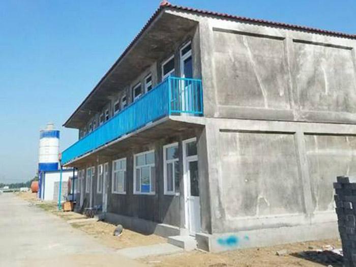 寧夏推薦水泥活動房價格范圍-水泥活動房