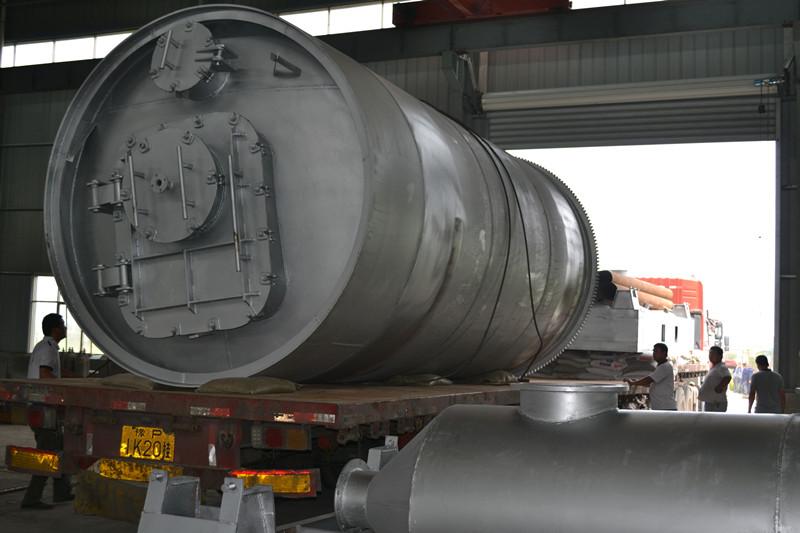 油田污油泥处理设备生产实力厂家