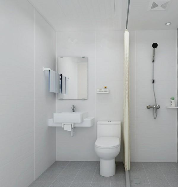 如何选购整体卫浴|维柯瑞整体卫浴提供的BU1318集成卫浴哪里好