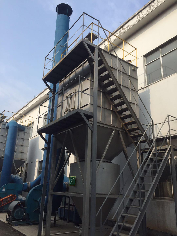 高浓度行喷吹脉冲除尘器-潍坊万昶环保供应高质量的高浓度行喷吹脉冲除尘器