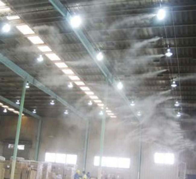 呼和浩特古地下停车场喷淋除『臭系统选择铭田喷雾
