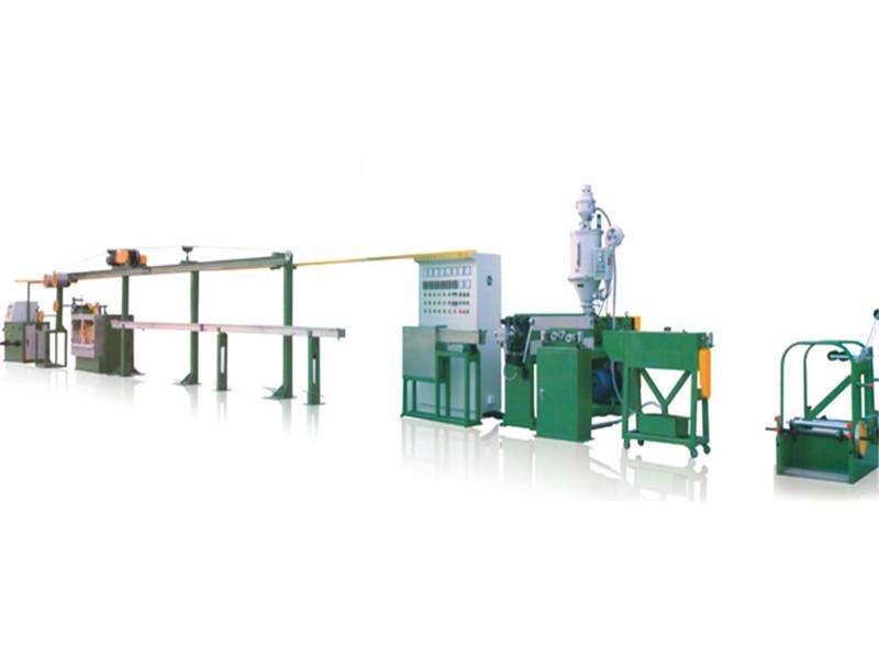 耐用的铁氟龙线挤出机-鼎隆供应高质量的铁氟龙线挤出机
