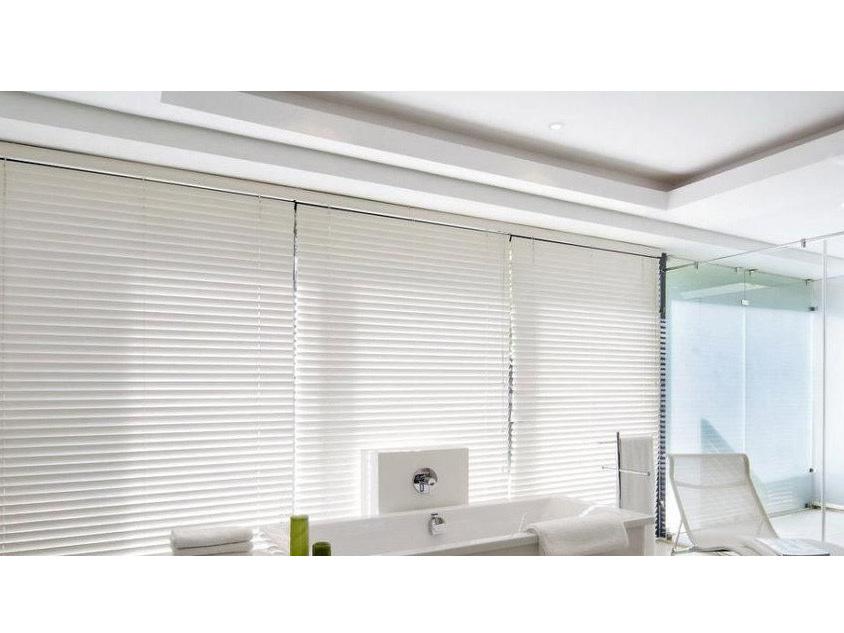 百叶窗帘生产厂家 声誉好的工厂窗帘供应商,当选雅梦窗帘布艺
