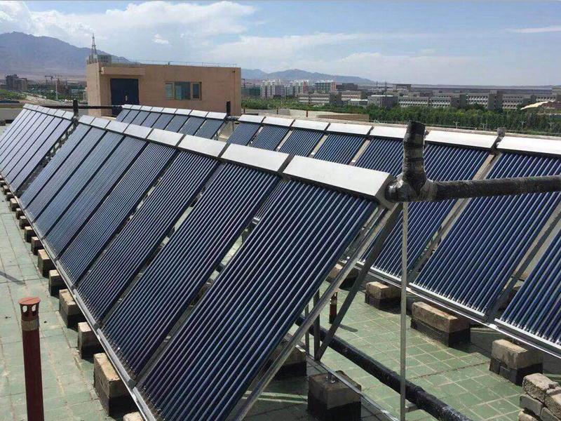 甘肃不锈钢水罐厂-力荐甘肃京普销量好的太阳能热水器