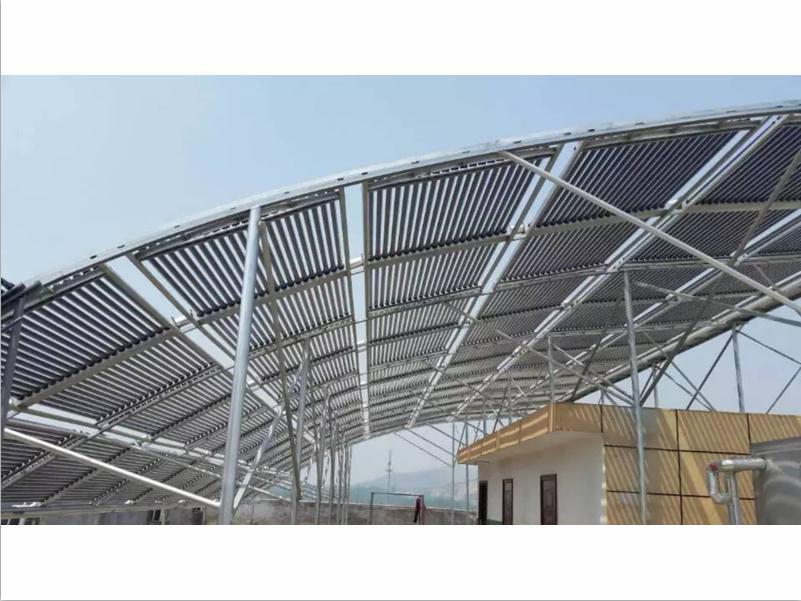甘肃太阳能热水工程-兰州销量好的太阳能设备-认准甘肃京普