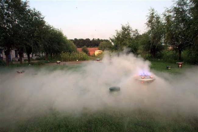 园林造景公司-景观造雾安装公司