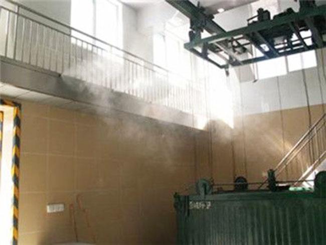 智能的垃圾站除臭設備_供應廣東除臭設備