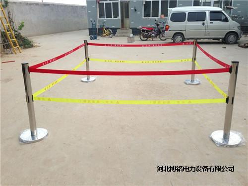 四川盒式警示带-要买优惠的不锈钢围栏就到博铭电力